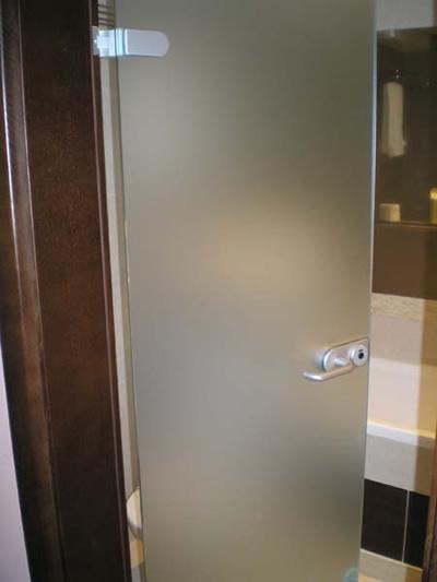 Интериорни Врати за баня с фурнирована каса 1