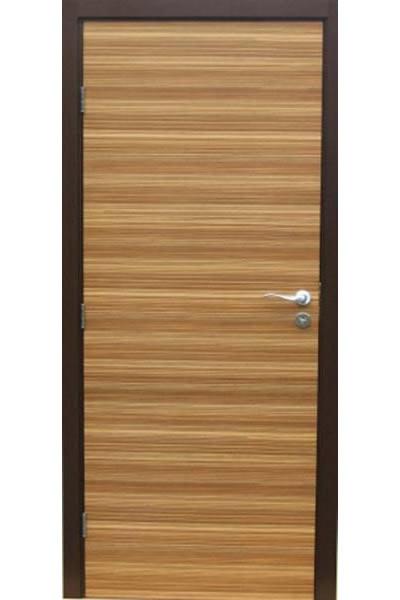 Интериорна Врата зебрано с венге
